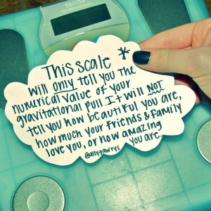not your weight!