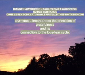 Dianne Hawthorne – Guided Meditation