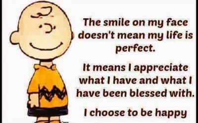 #LISA-on-the-go Charlie Brown's Choices